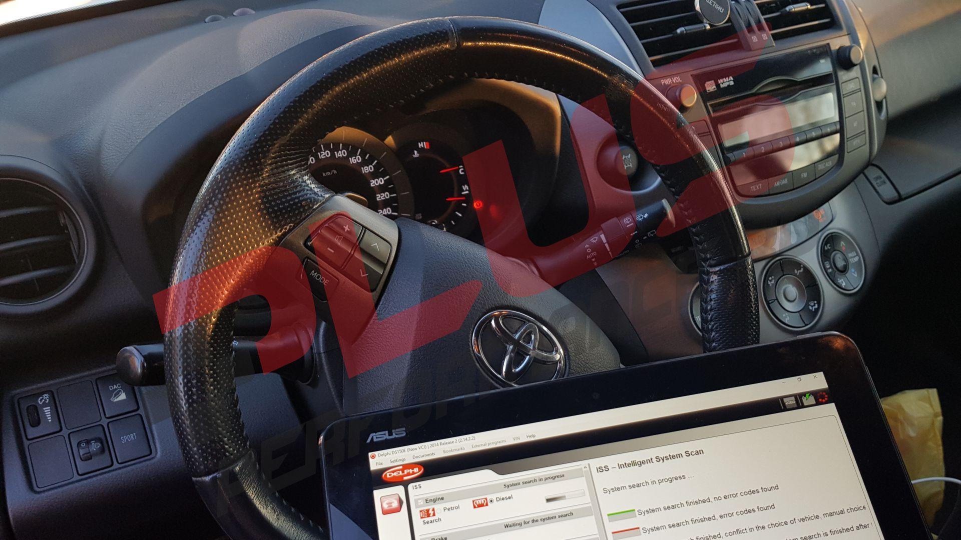 Toyota RAV4 Diagnoza